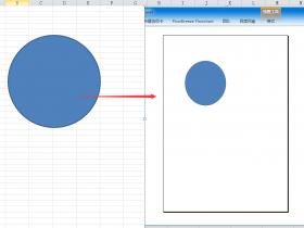 Excel 2010/2017  圆形预览打印变椭圆解决方法 图片打印变形如何解决 图文