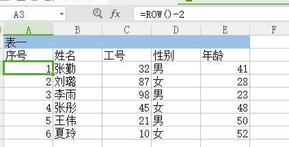 你应该知道的5个Excel函数的用法