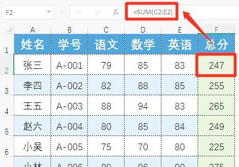 如何隐藏或显示Excel表中单元格的公式,不会的看看这个方法!